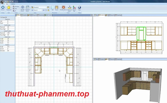 Cabinet Vision 4.1 Free