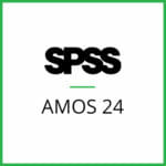 IBM SPSS Amos 24.0 full free download