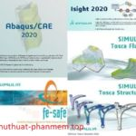 DS SIMULIA Suite (Abaqus / Isight / fe-safe / Tosca) 2020