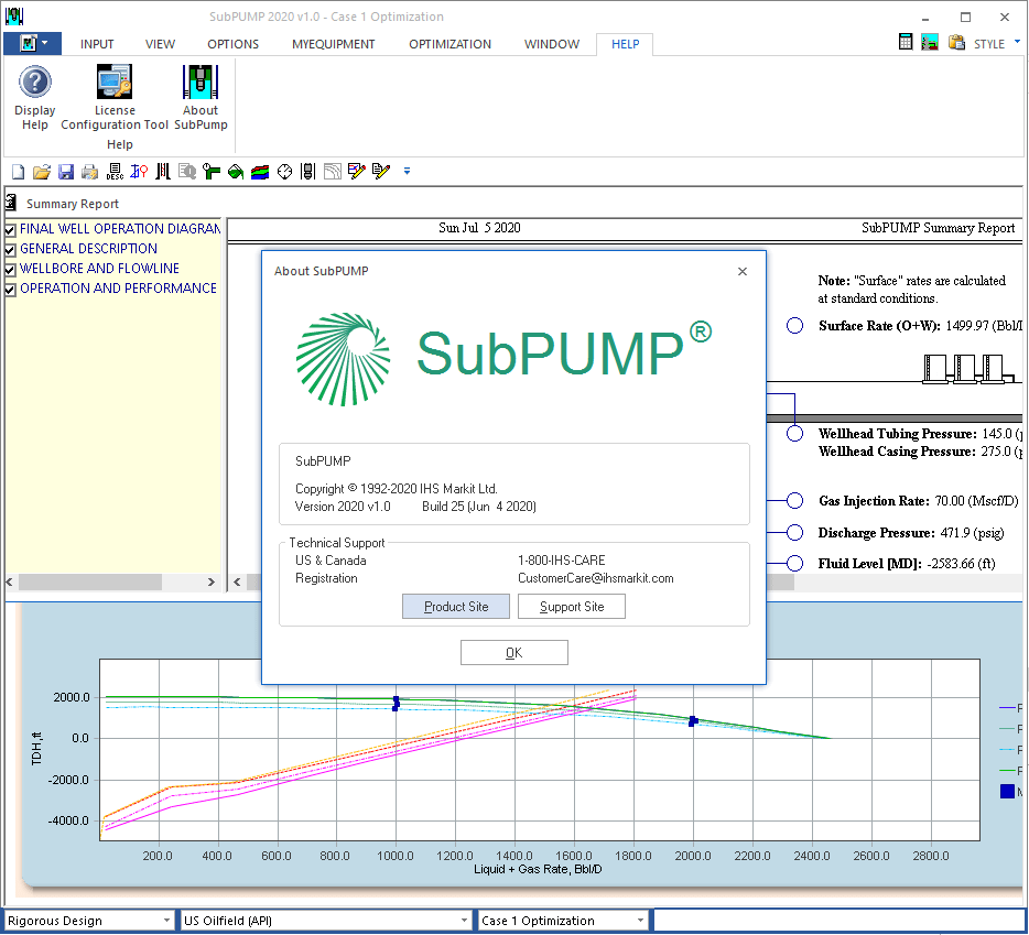 Download IHS SubPUMP 2020 v1.0 full license