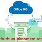 Veeam Bâckup for Microsoft Office 365