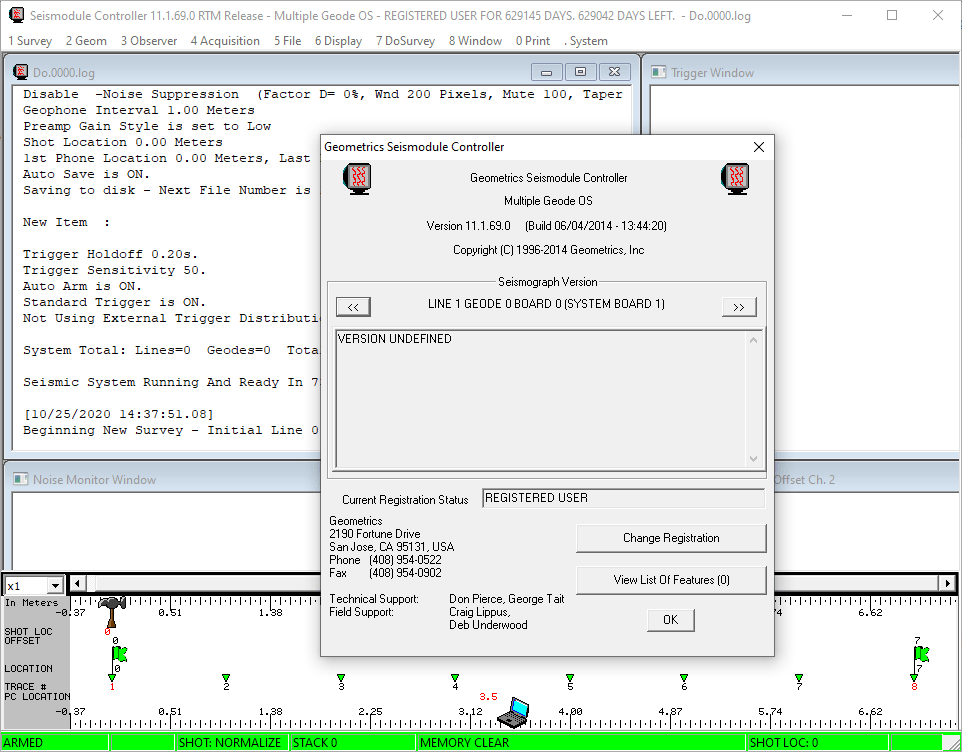Download Seismodule Controller Software (SCS) 11.1